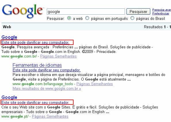 googlefalha