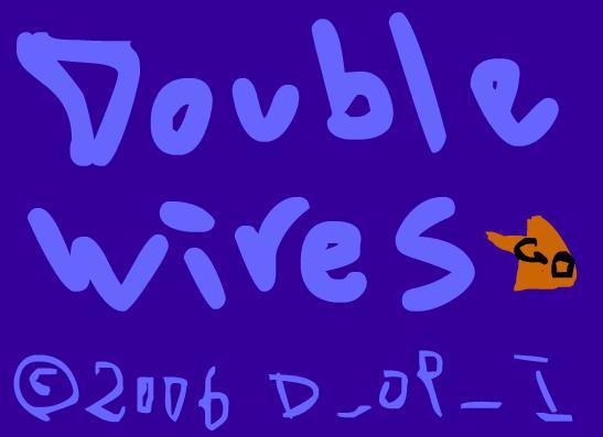doubleewires