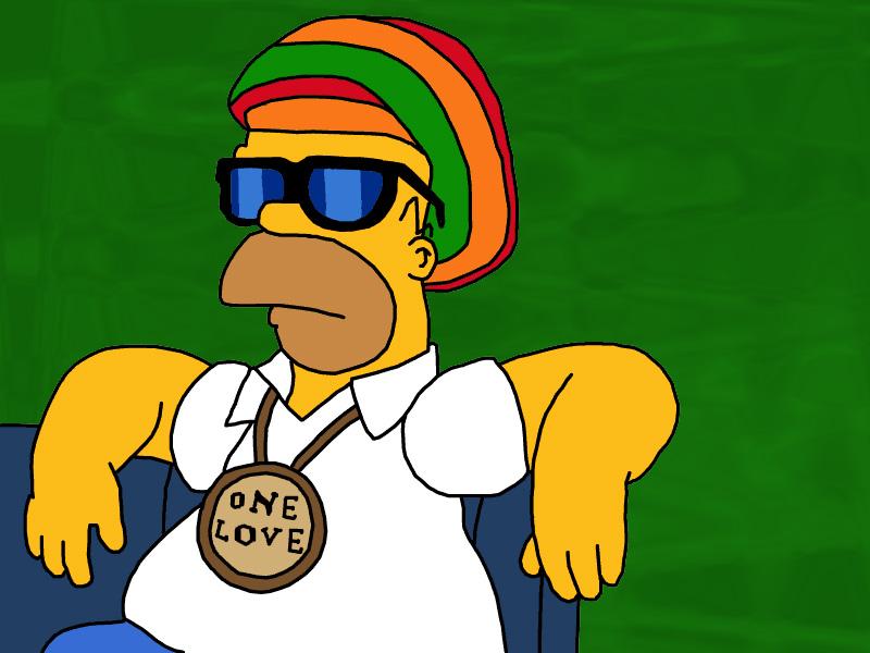Homer Afro
