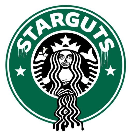 Logo de marcas famosas em versão zumbi (9)
