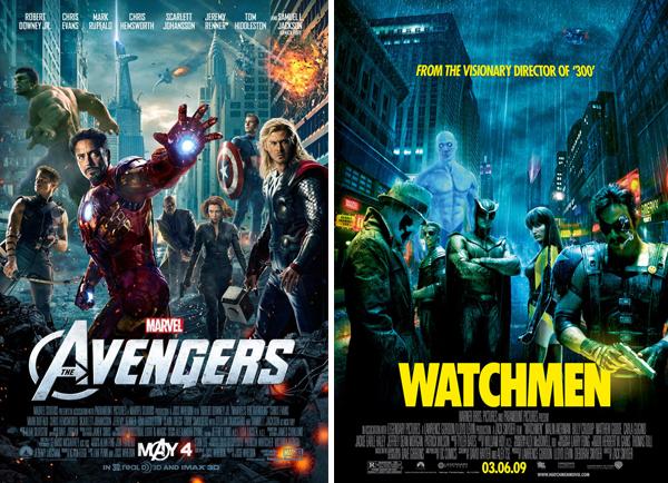 posters plagiados cinema