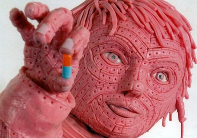esculturas com chiclete (6)