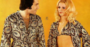 30 Laughable His And Hers Fashions From The 1970s You Wouldn't Wear In Public Today