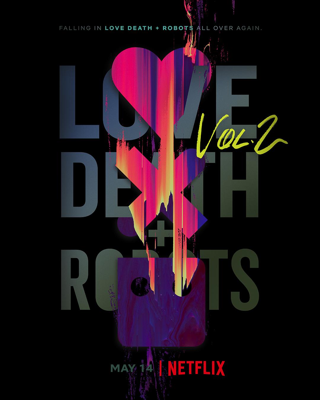 Love Death Robots 2 temporada