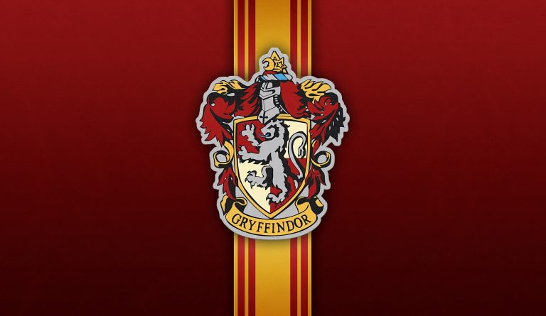 Harry Potter Grifinória