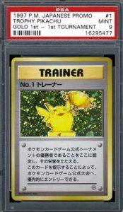 Pokémon TCG cartas raras