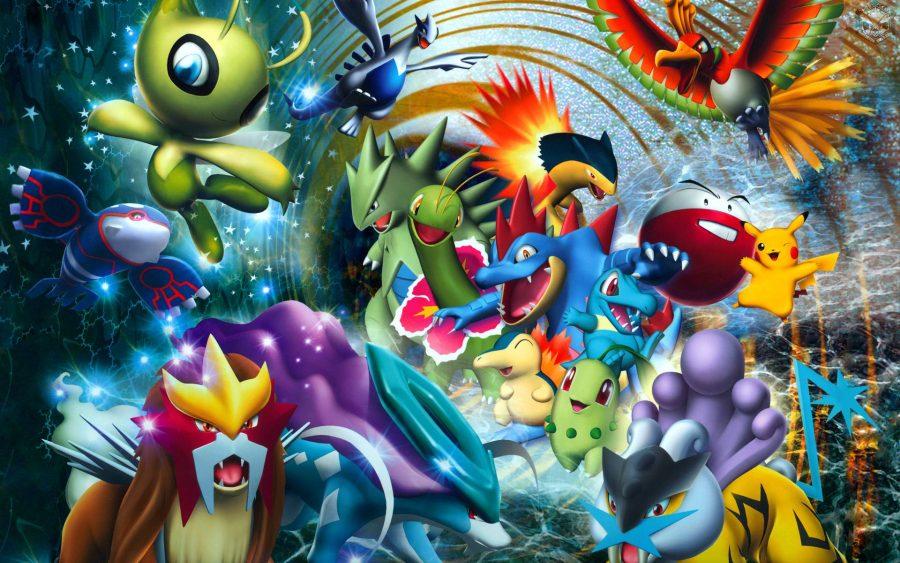 Pokémon raridade carta