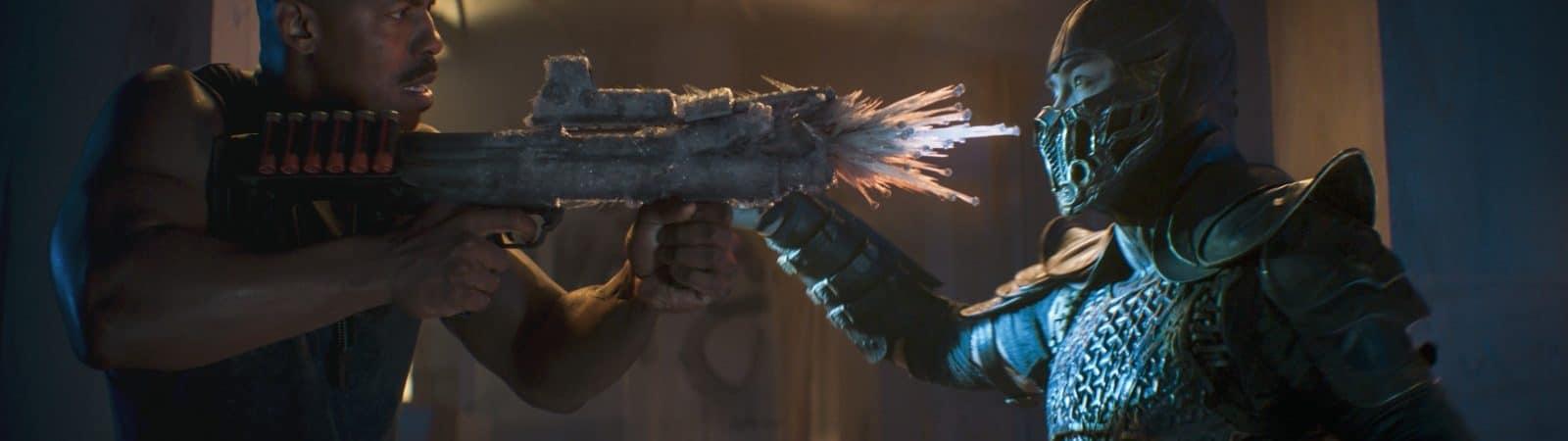 Mortal Kombat Sub-Zero traje