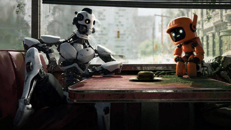 Love Death Robots poster