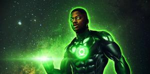 Liga Justiça Lanterna Verde