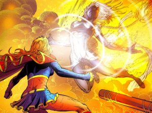 Supergirl poderes