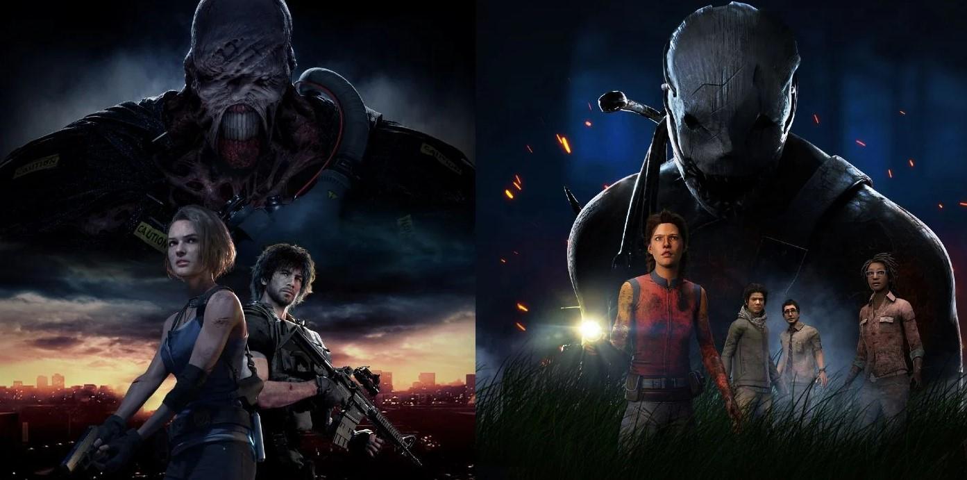 Dead Daylight Resident Evil