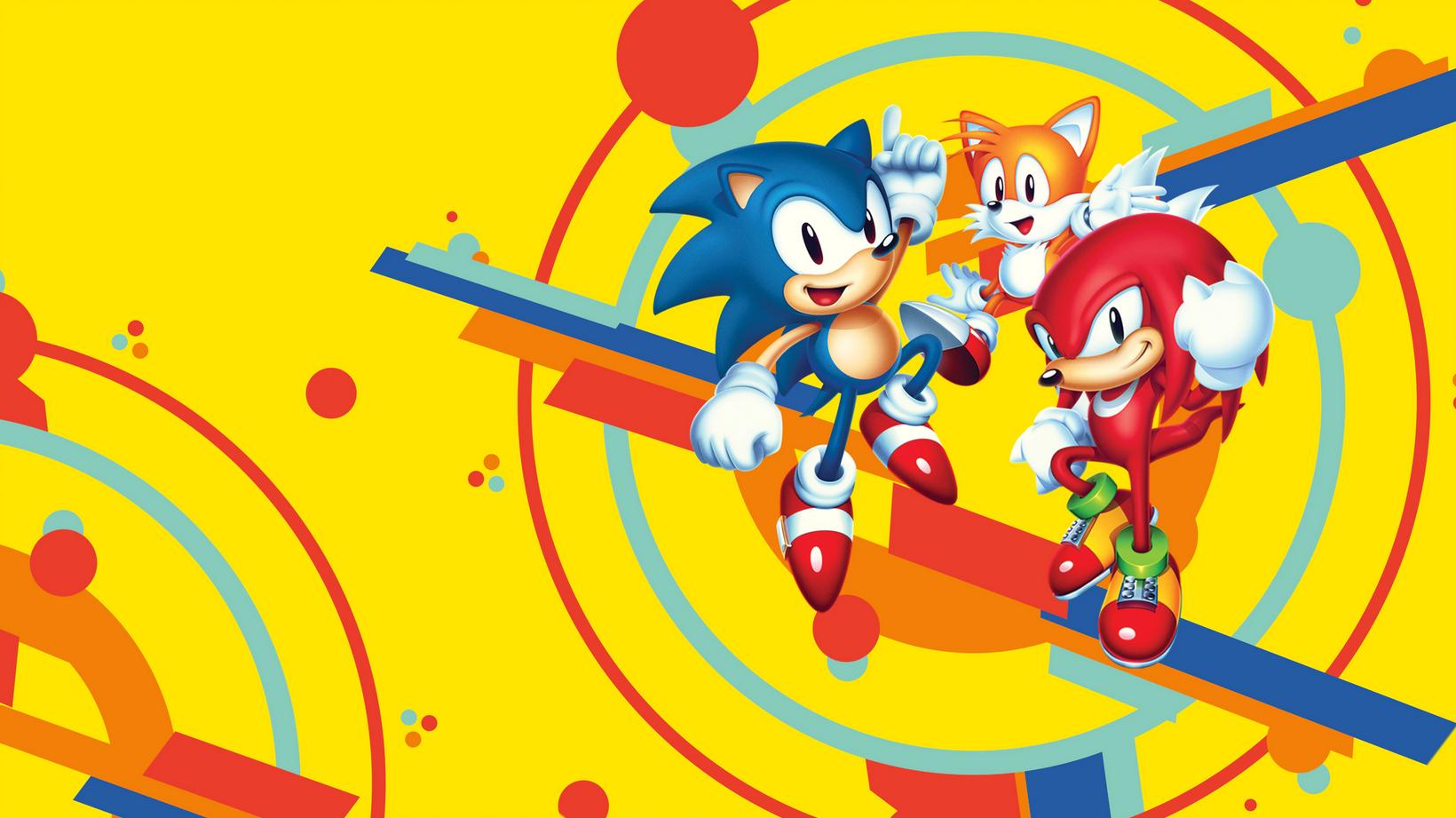 Sonic Mania de graça