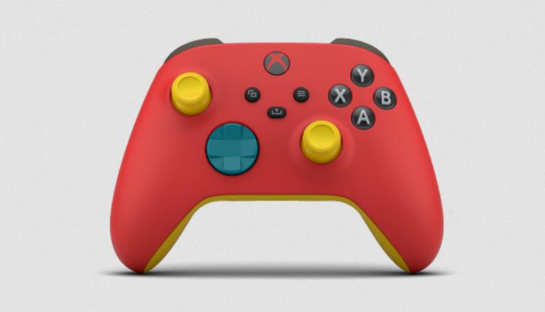 Xbox criar controle